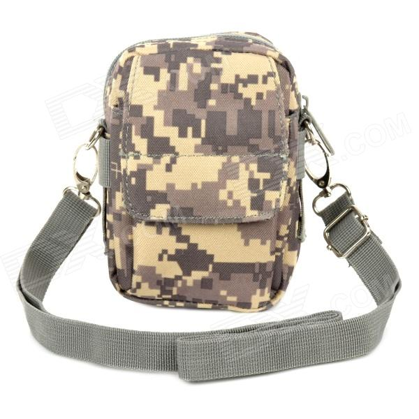 SW3069 deporte al aire libre impermeable 600D Oxford Bolso - ACU camuflaje