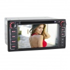 "Joyous J-8619MX 6.2"" Toyota Double Din Car Radio DVD Player w/ GPS, Bluetooth, AUX"