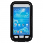 Professional Diving Waterproof Case for Samsung Galaxy S4 i9500 - Black