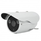 "AJ 3138 1/3"" CCD 700 Pixel/Lines 60' View Angle HD Security Surveillance camera w/ 2-IR-LED - White"