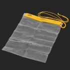 RYDER 1F1305 Multifunctional PVC Waterproof Bag for Cellphone / Digital Camera - Yellow (Size-Large)
