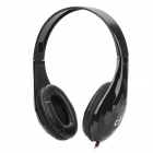 Ditmo DM-5300 Stereo Headset Headphone w/ Microphone - Black + Red
