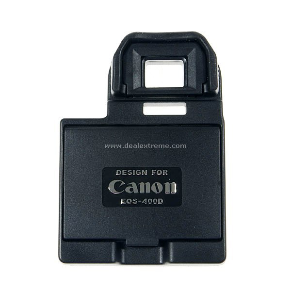 Dollars Snap-on LCD Cover for Canon EOS 400D