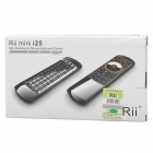 RII RT-MWK25 2.4GHz Wireless Air Mouse 44-Key / teclado / mando a distancia IR - Negro