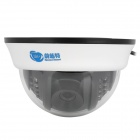 "Special Visual SV-416 1/3"" CCD 700 Lines Surveillance Security Camera w/ 22 LED - Black + White"