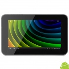 "A76 7 ""Android 4.0 Tablet PC w / 512MB RAM / 8GB ROM / G-Sensor - Schwarz"