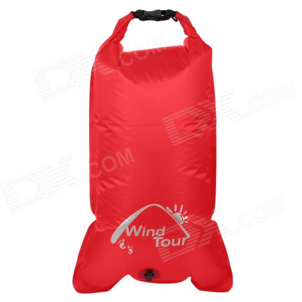 WindTour 01329312 Multifunction Outdoor Waterproof Drift Bag / Storage Bag - Red (22L) windtour multifunction outdoor waterproof drifting bag storage bag yellow 33l