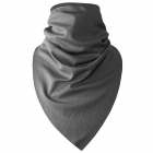 QingLongLin Quick Drying Breathable Cycling Scarf Mask - Grey