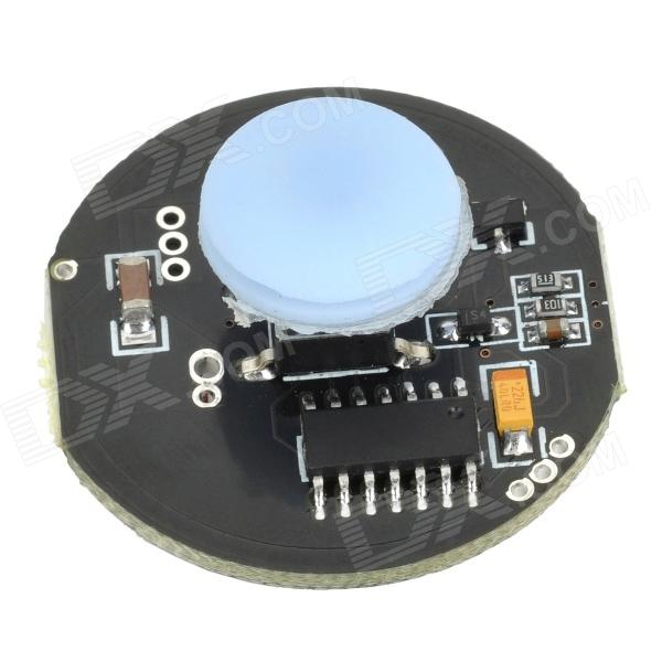 4-Mode 4A LED Driver Circuit Board for 3-XM-L Bicycle Headlamp / Flashlight - Black (7~18V)