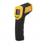 Smart Sensor AR550 Infrared Thermometer - Black + Orange (-32~550'C)