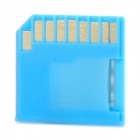 DoSeen Disk SD Card Adapter - Light Blue