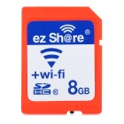 EZ Share Wi-Fi SDHC 8GB Class10  Wireless Camera Card