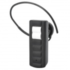 E350 Bluetooth V2.1 Headset w/ Microphone - Black + Silver