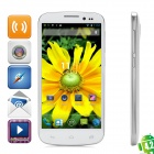 "VOTO X2 1.5GHz Quad-Core Android 4.2 WCDMA Bar Phone w / 5,0 ""IPS FHD, 1GB RAM, 16GB ROM, GPS - Weiß"