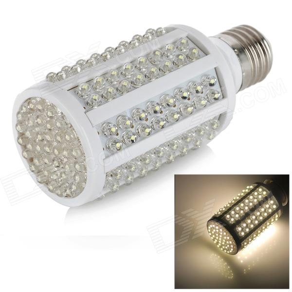 E27 7W 600lm 3000K 166-LED Warm White Bulb - White + Yellow (AC 220V) husqvarna k 3000 cut n break б у