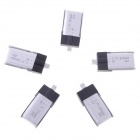 HJ HJ30 3.7V 300mAh 30C Lipo Battery for RC Helicopter (5 PCS)