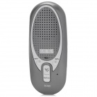 Skyhawkfly BCS20 Bluetooth V4.0  Car Hands-free Phone / Speaker for Iphone + More - Silvery Grey