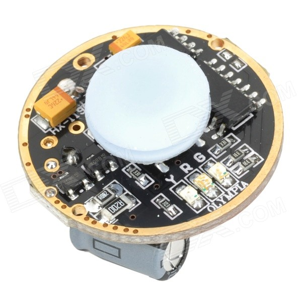 4-Mode 6A LED Driver Circuit Board for 2 or More XM-L ...