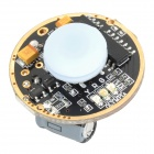 4-Mode 6A LED Driver Circuit Board for 2 or More XM-L  Bicycle Headlamp / Flashlight (7~18V)