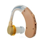 4-Mode Syrinx Hearing Aid/Voice Amplifier - Brown (1*AG13)