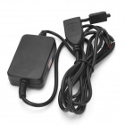 JJT-080 12V to 5V Car Powered Charger w/ USB for DVR / GPS / Cell Phone - Black