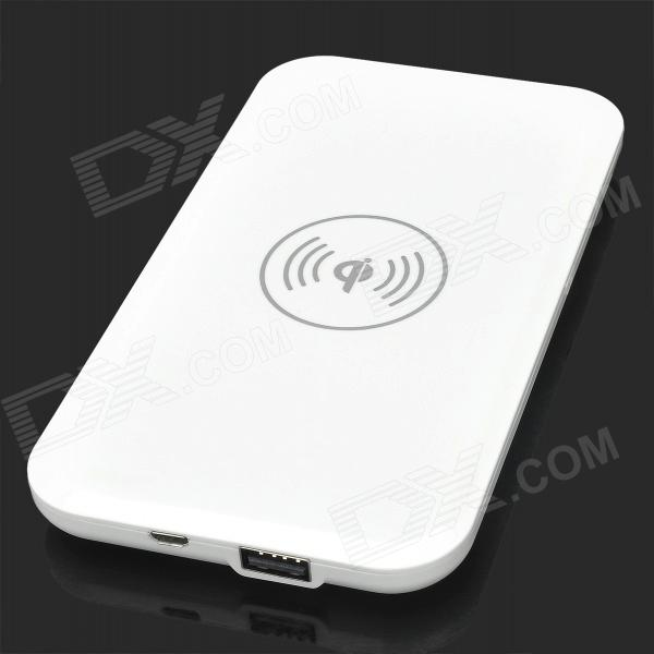 nokia lumia 920 white. wpc_qi standard wireless charger for nokia lumia 920 / lg nexus 4 samsung i9300 i9500 - white .