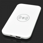 WPC_Qi Standard Wireless Charger for Nokia Lumia 920 / LG Nexus 4 / Samsung i9300 / i9500 - White