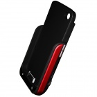 RuiQ HD Projector Back Case w/ HDMI / MHL for Iphone4 / 4S / HTC / Samsung - Black