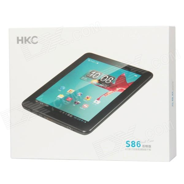 """HKC S86 Dual Core 8.0"""" Android 4.1.1 Tablet PC w/ 1GB RAM ..."""