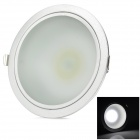 KID KLD-C15-P 15W 700lm 6500K COB LED White Ceiling Light - Silver