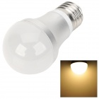 KID KLB-C3-E E27 3W 190lm 3500K Warm White COB LED Light Bulb - Silver (100~240V)