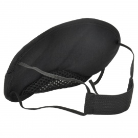 Healthy Bamboo Charcoal Sleep Enhancer Eye Mask - Black