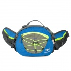 Naturehike-NH YB03 Multifunction Water Resistant Sports Waist Bag - Blue + Grey