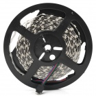 Dual-Row 144W 6000lm 600-SMD 5050 LED RGB Car Decoration Light Strip (12V / 5m)
