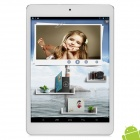 "Ampe A88 Mini 7.85 ""IPS Quad Core Android 4.2.2 Tablet PC w / 1GB RAM / 16GB ROM - Silber + Weiß"
