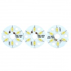 DW-5630-6LED-2B3C 3W 270lm 6500K 6-SMD 5630 Cold White Light Source Module - White
