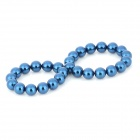 QST-125B N35 NdFeB Magnetic Magic Beads - Water Blue (125 PCS / 5mm)