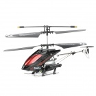 SG01 3.5-CH IR Remote Control Missiles Launching R/C Helicopter - Black