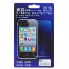 Newtop Protective Clear Screen Protector Film Guard for Sony L36h - Transparent