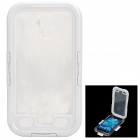 Professionelle Tauchen Waterproof Case für Samsung Galaxy S4 i9500 - White