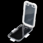 Professional Diving Waterproof Case for Samsung Galaxy S4 i9500 - White