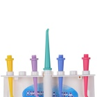 Convenient Household Teeth Cleaning ABS Water Pick - Multiclolored