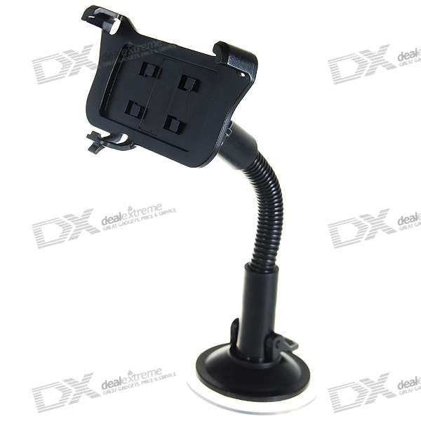 Car Windshield Holder Swivel Mount for Samsung S8300