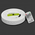 CD360 Portable Wall Mounted Hi-Fi CD Player with USB / SD Slot / Remote Control - White