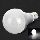 KID KLB-C7-E E27 7W 400lm 6500K COB LED White Light Bulb - Silver