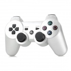 Wireless BluetoothV4.0 Gamepad Controller for PS3 / PS3 Slim - Silver