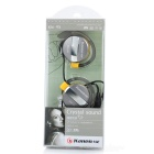 Kanen KM-95 Hook Style Noise Isolation Headset (3.5mm Jack/130cm Cable)