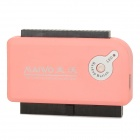 Maiwo K100-U2IS USB 2.0 to SATA / IDE Hard Disk Drive Adapter - Pink