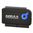 Maiwo K100-U2IS USB 2.0 to SATA / IDE Hard Disk Adapter