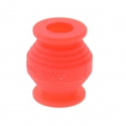 High Elastic Anti-vibration Rubber Ball Dual-head for Gimbal FPV PTZ - Red (10PCS)